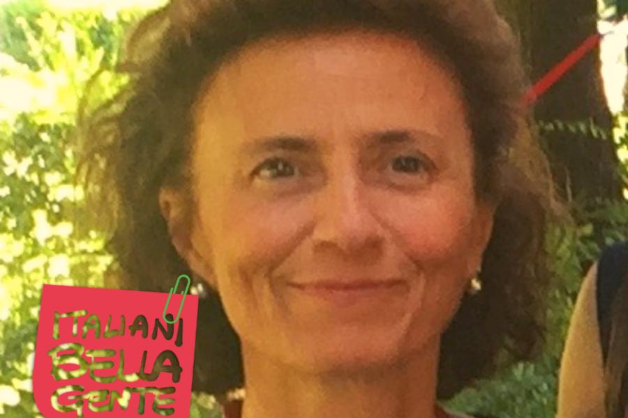 ISABELLA PETRONE: insegnante di yoga per passione, per scelta, per vita
