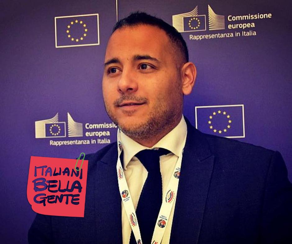 MATTIA DI TOMMASO: la passione per i diritti umani, la vita associativa e la crescita professionale
