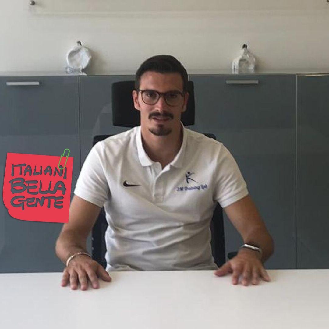 LORENZO MARCELLI: professionalità, passione e lavoro di squadra per uno sport inclusivo