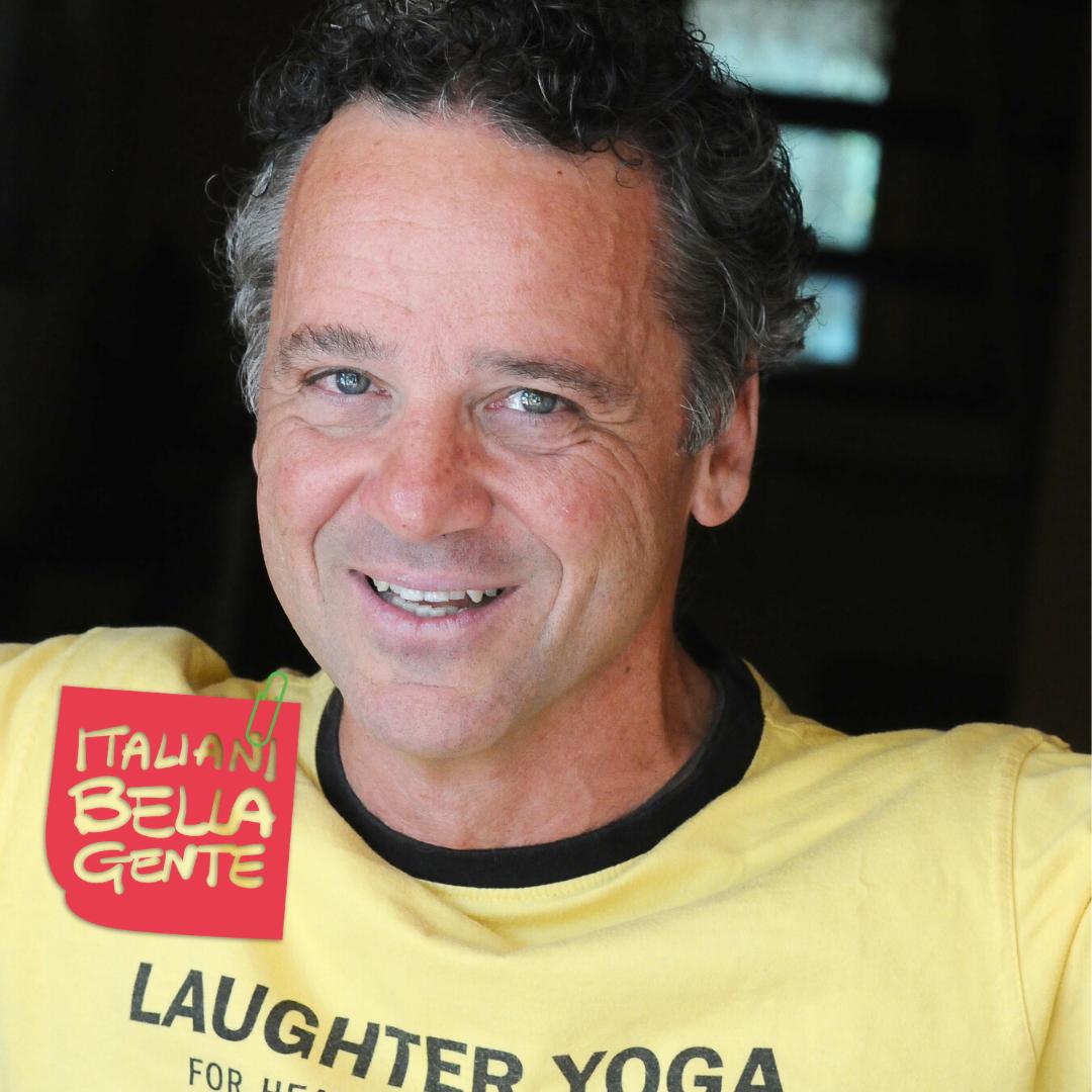 PAOLO RICCI: lo Yoga della Risata e una vita col sorriso