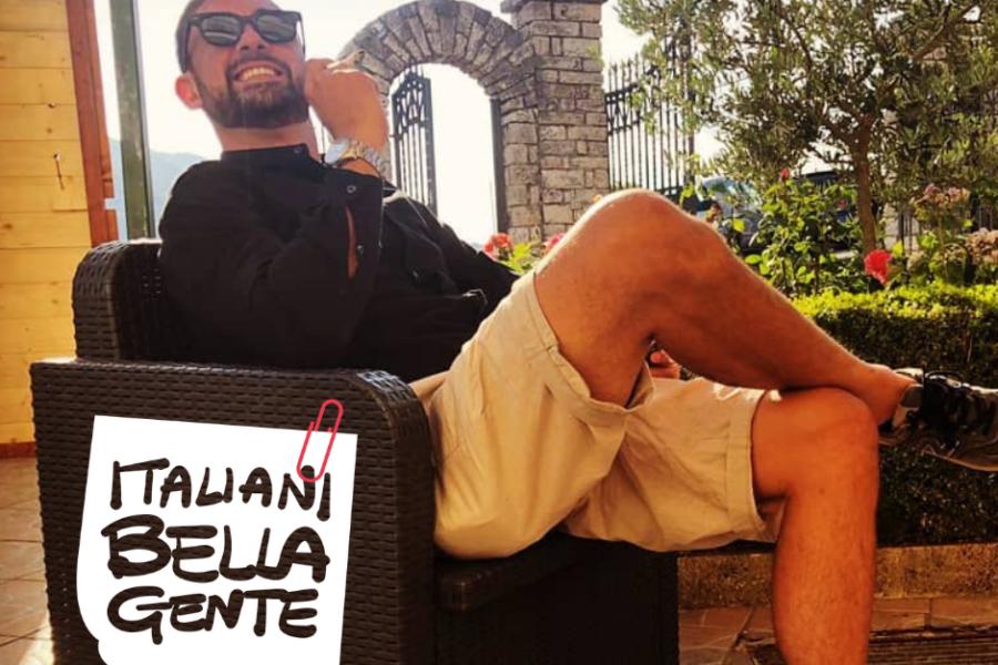 Valerio Rapone : Ritorno alle radici con il mio progetto a km0